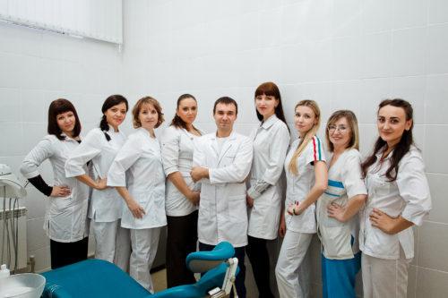 Команда - Стоматология Совершенство