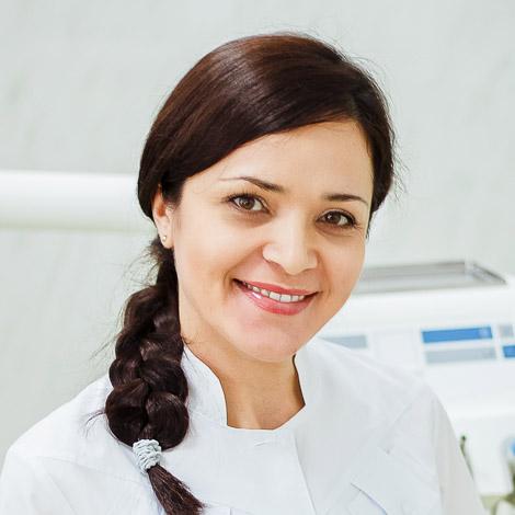 зубной врач Фокина Светлана Владимировна
