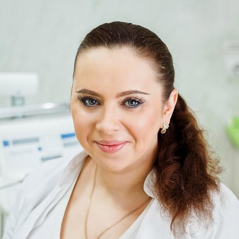 зубной врач Петрунина Арина Владимировна